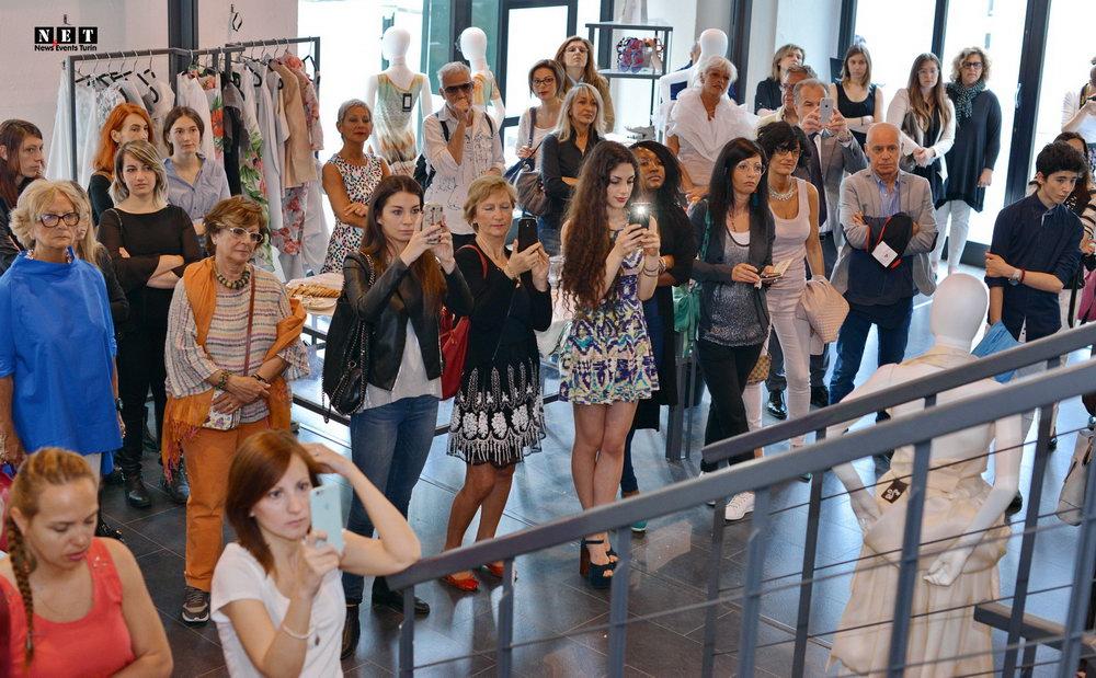 Турин неделя высокой моды зрители италия
