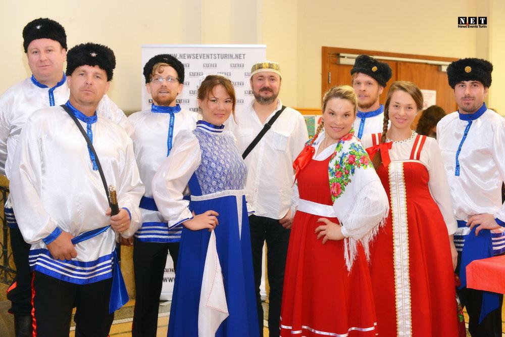 Дунайские казаки русские липоване старообрядцы Турин Италия