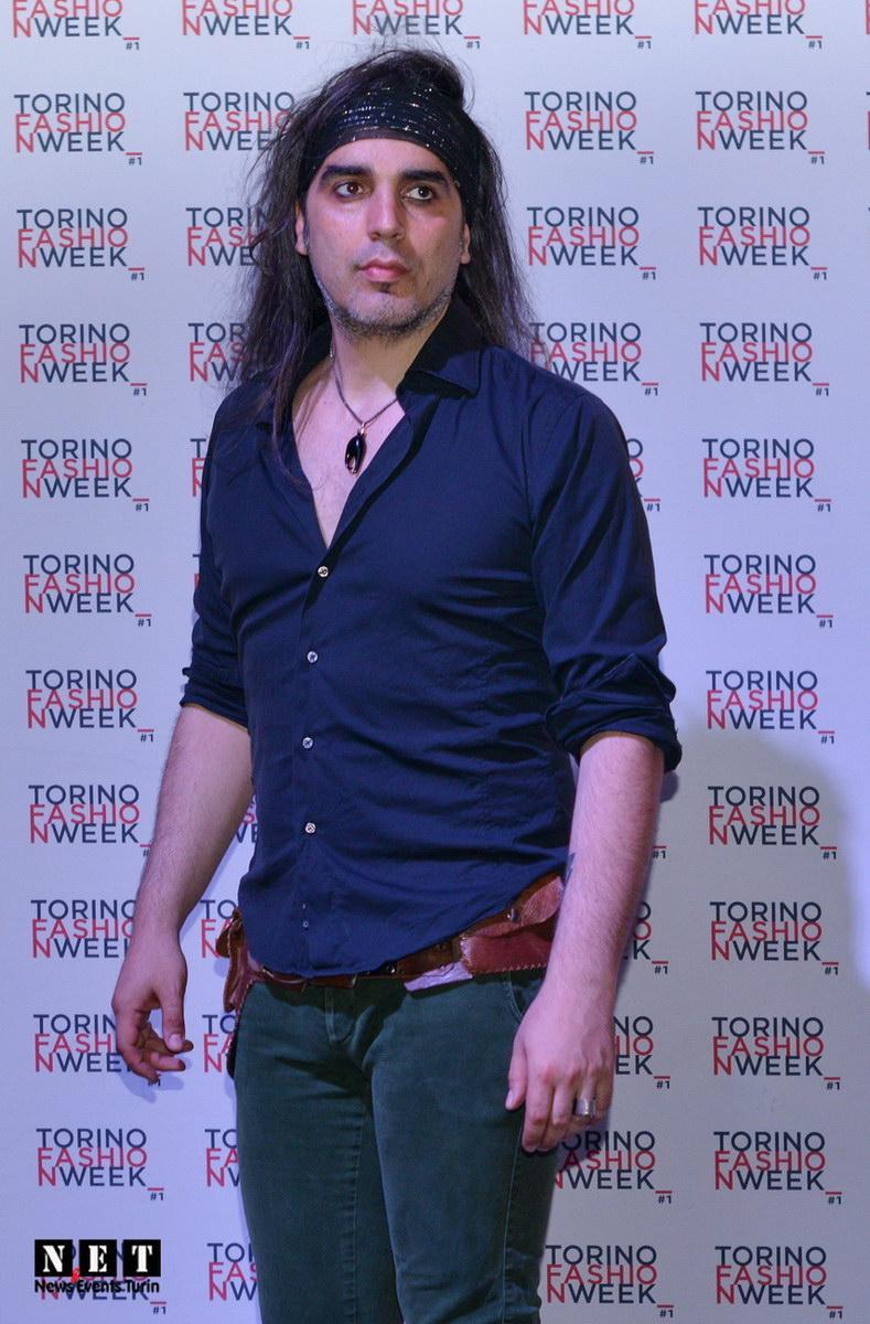 Torino Fashion Week BackStage