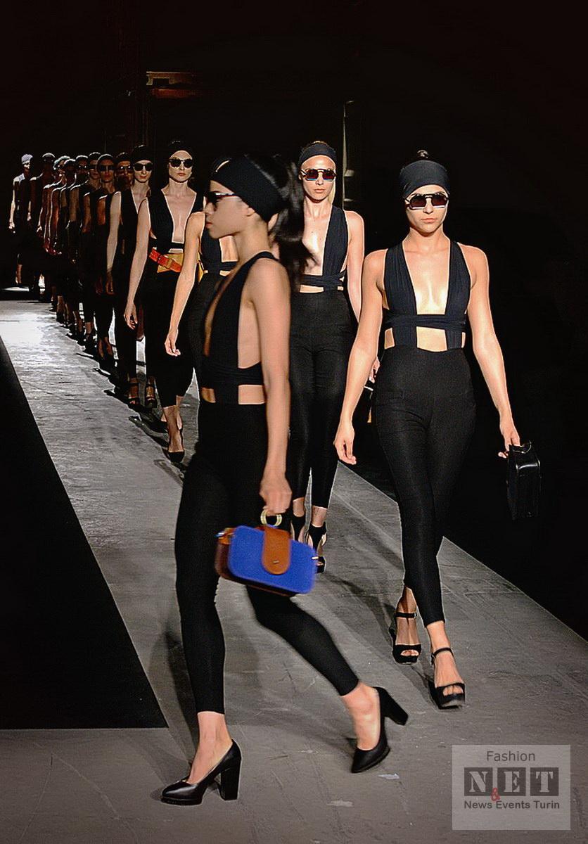 Неделя высокой моды в Турине Италия Torino settimana di alta moda