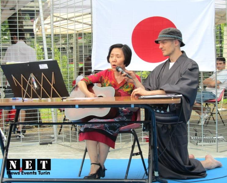 Японцы Турина устроили благотворительный вечер памяти Хиросима Нагосаки