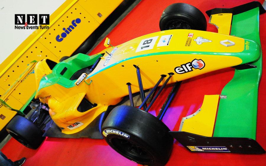 Auto Sportive Torino Lingotto AutoMotoRetro