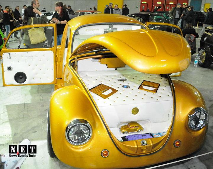 Lingotto Oval AutoMotoRetro Torino 2014