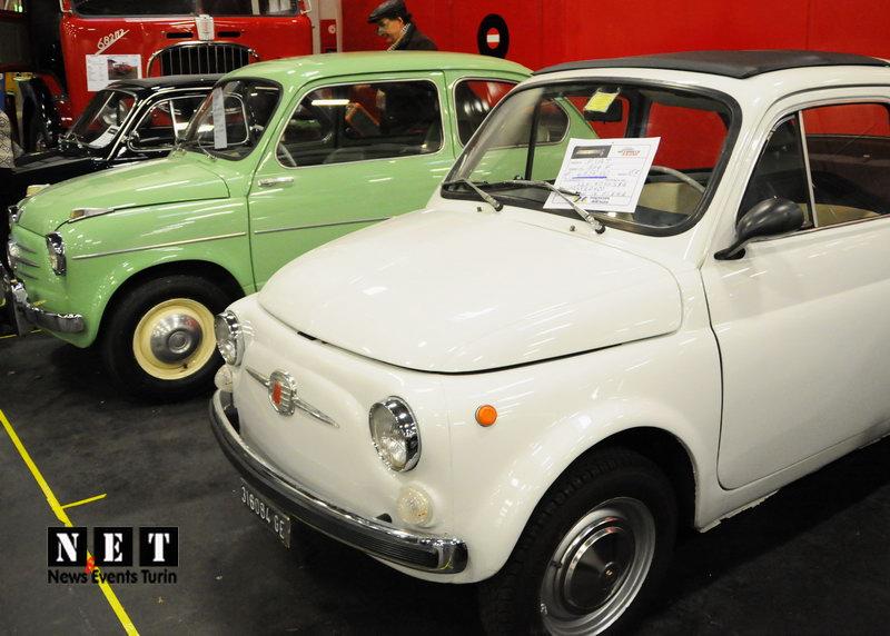 Automotoretro Turin Italy 2014 Lingotto