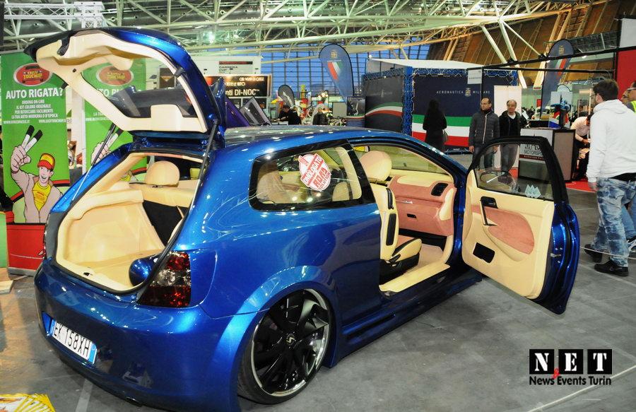Mostra Lingotto Oval Moto Auto Retro 2014