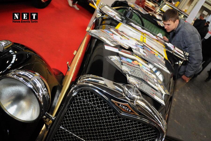 Auto Moto Retro Lingotto Oval 2014