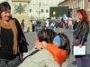 Abbracci gratis contemporaneamente in 5 città d'Italia