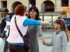 Flashmob Torino. Notizie e Eventi Torino hugs