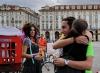 Abbracci Liberi Torino 8 settembre 2013