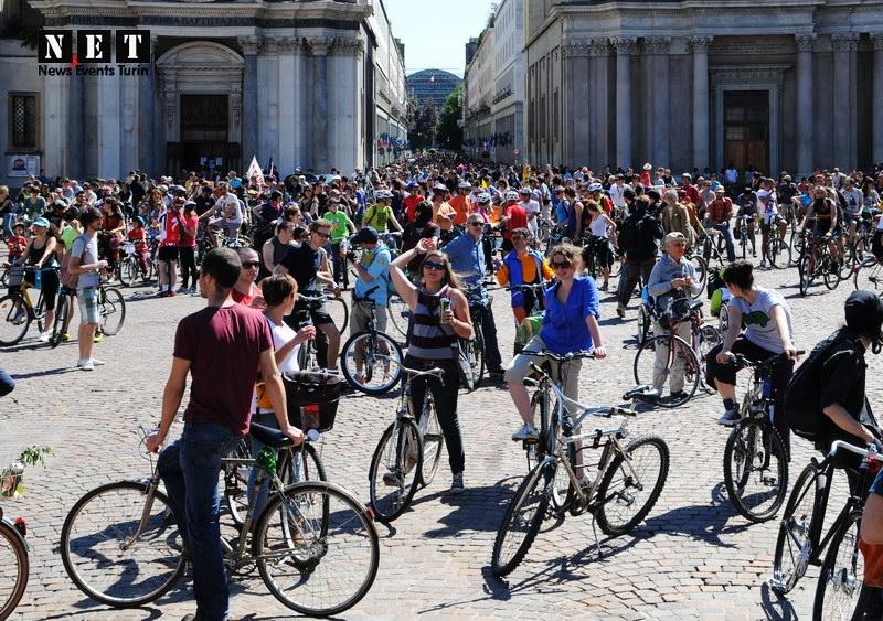 Bike pride Torino 2013