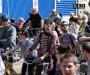 Велосипедный парад в Турине
