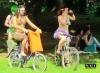Ciclonudista Torino 2012