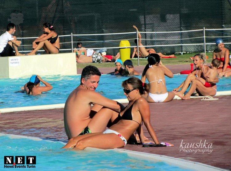 Искупаться в Турине, пляжи Турин