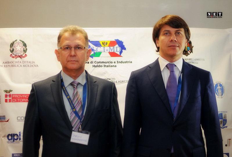 Sergiu Goncerenco e Oleg Efrim