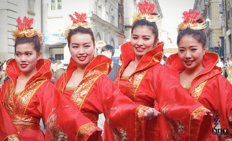 Китайский Новый год в Турине