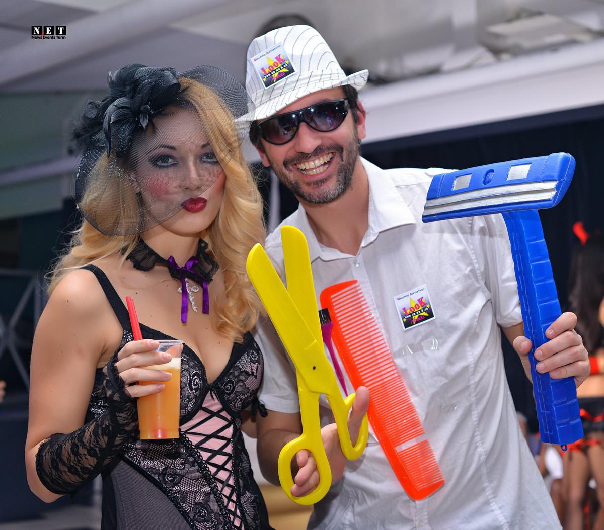 День Любви в Турине карнавал фото и видео. Carnival Fashion Party и San Valentino