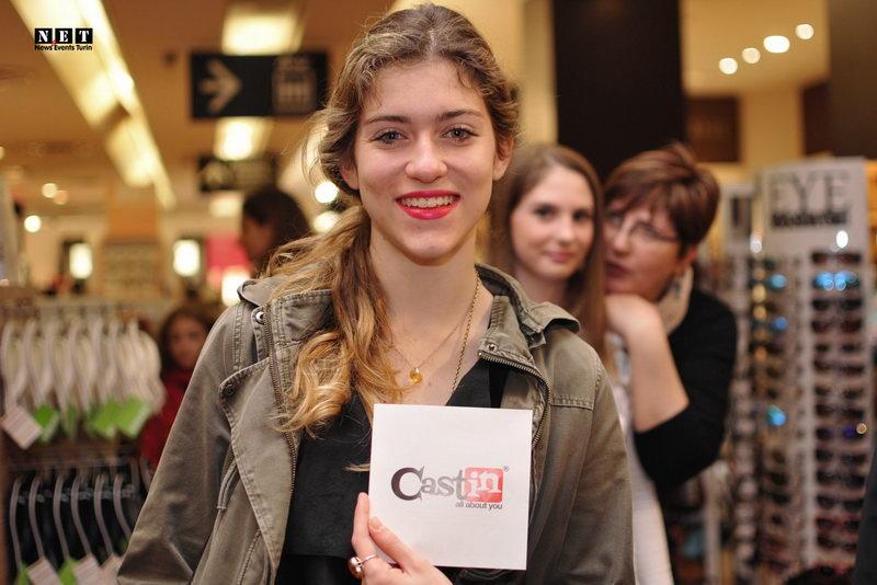 Casting Mirella RoccaTorino a Coin via Lagrange