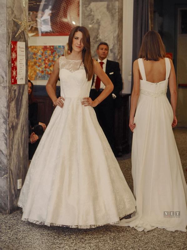 Итальянская свадебная одежда от лучшего модельера Турина