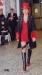 Sfilata di moda club Scherma Torino