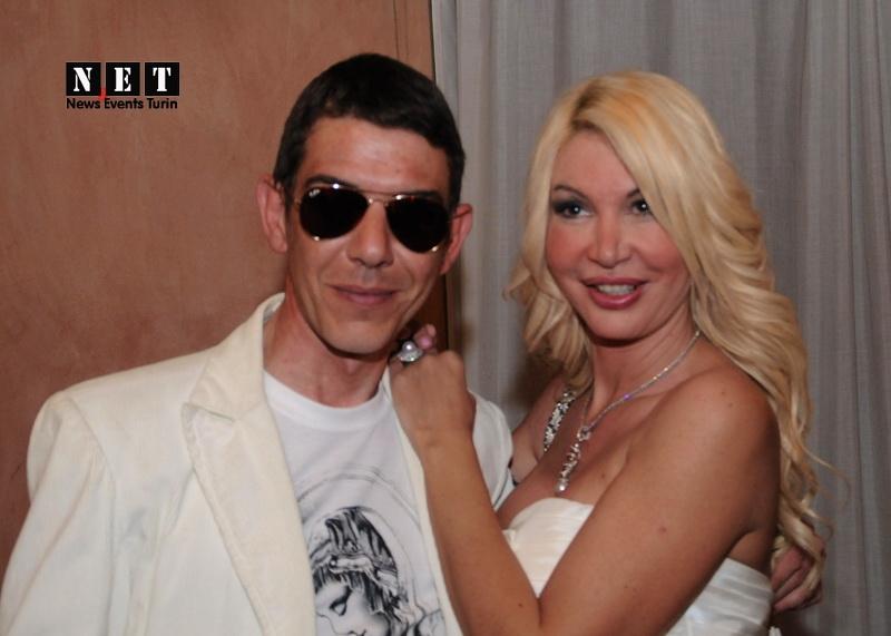 Partners Ilian Rachov e Barbara Castellani