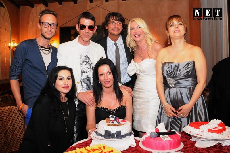День рождения творческого человека Илиян Рачов Турин Италия