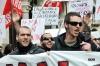 Antirazzista Torino contro visita Matteo Salvini torino