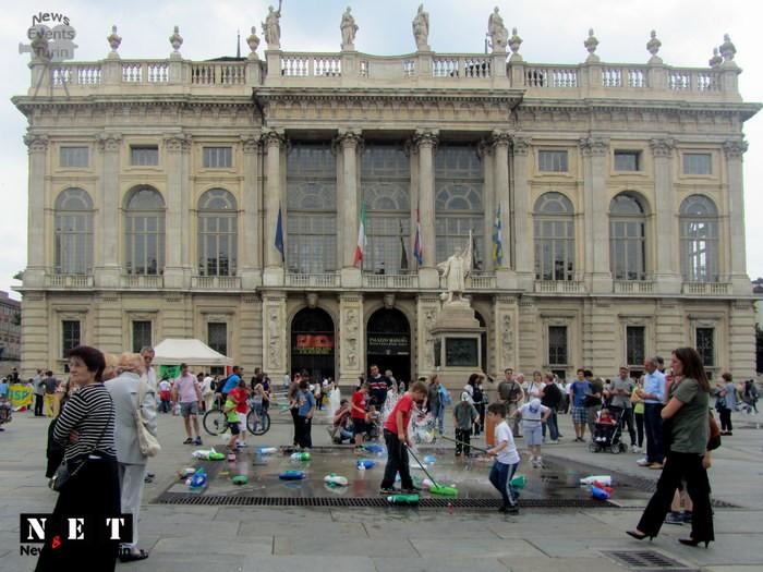 Giornata mondiale del gioco a Torino