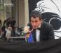 Уличный артист на международном дне игр Италия