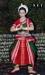 Diwali ragazza balla Torino