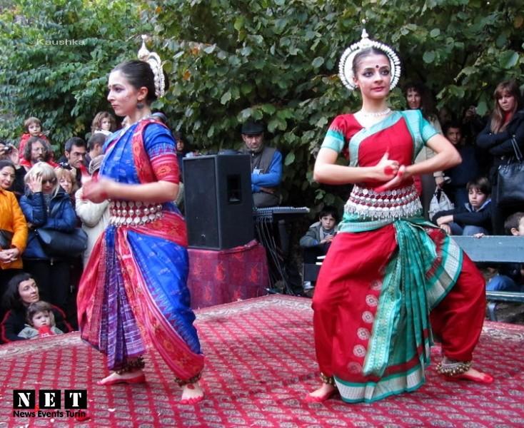 Индийский Новый год в Италии Турин Diwali