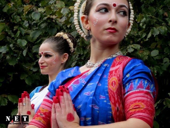 Индийские праздники в Европе Турин
