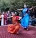 Празднование дивали в Индии - это бенгальские огни и фейерверки.