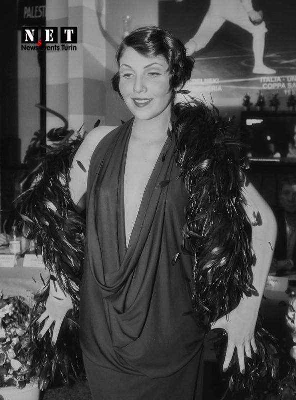 Moda italiana style retro anni 30