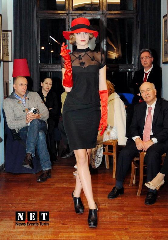 Eleganza anni 30 moda italiana