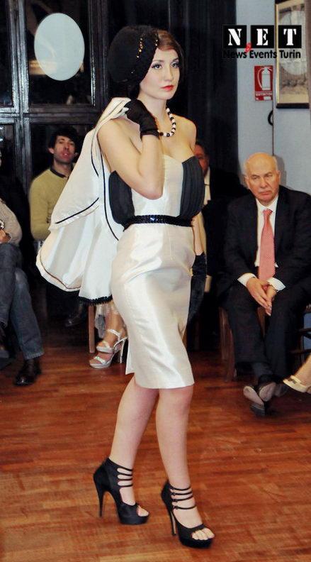 Retro style fashion Torino
