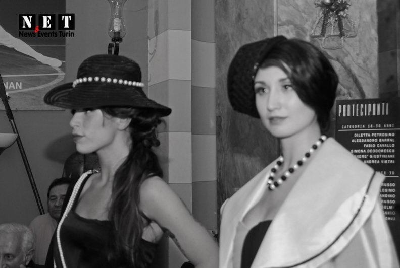 Club Scherma Moda Retro anni 30