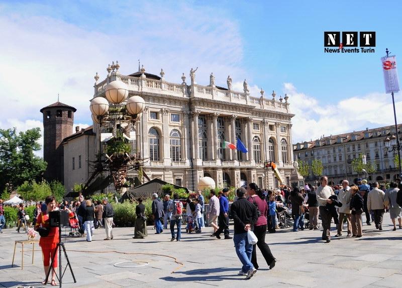 Зеленые достопримечательности Турина