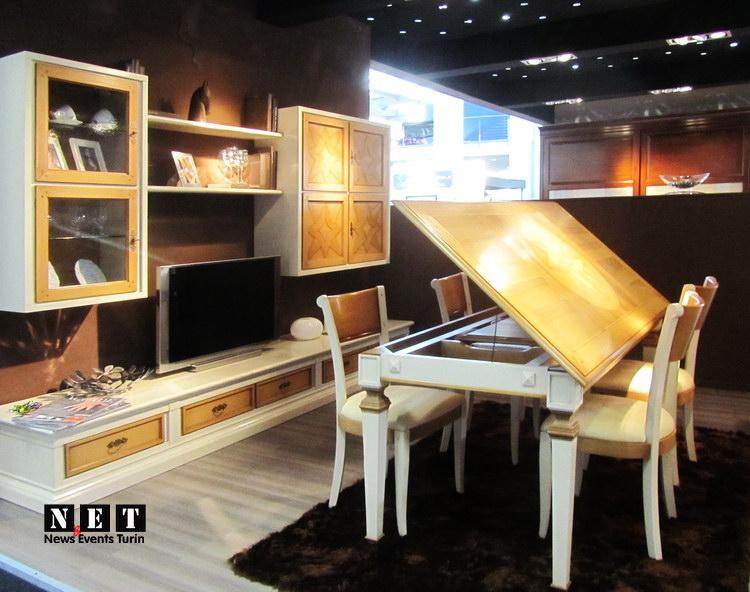 Выставка дизайна итальянского качества Expocasa Турин