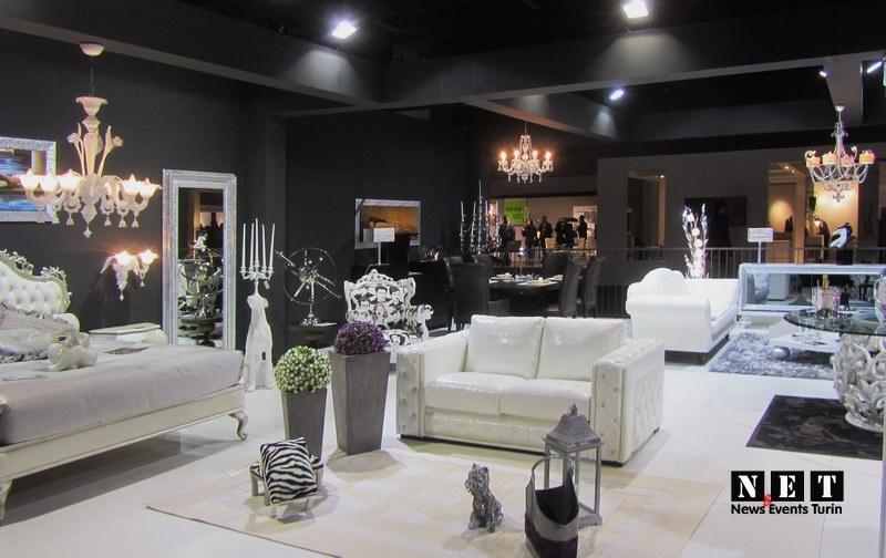 Выставка дизайна интерьера, мебели, освещения Expocasa Torino