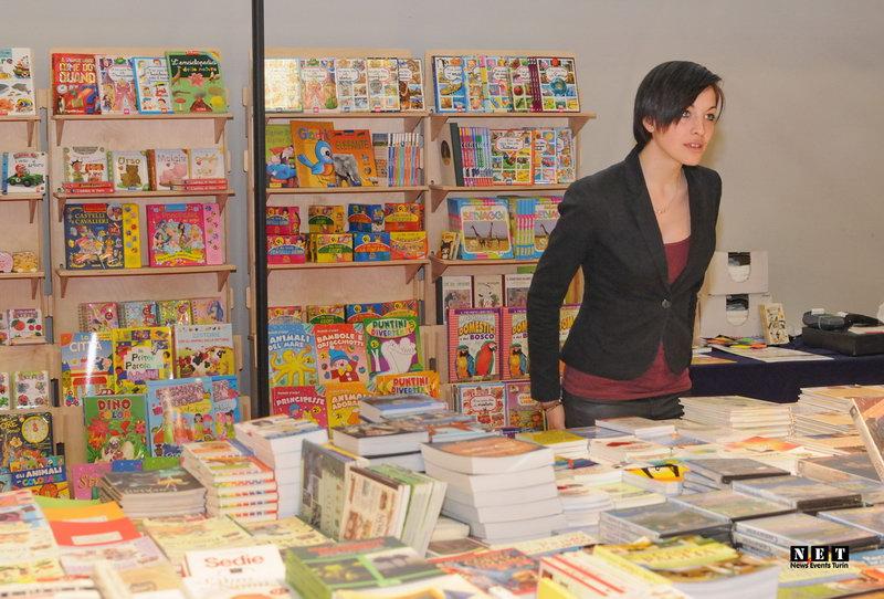 Удовлетворение также со стороны экспонентов по продажам и посещаемости аудитории Выставка в Турине