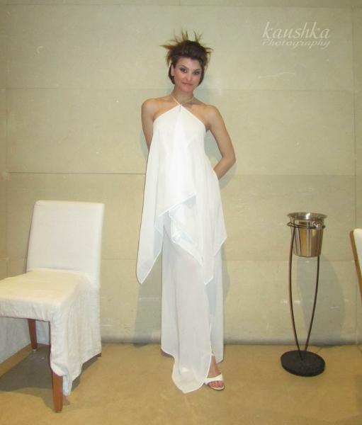 Итальянская модель мода Турин