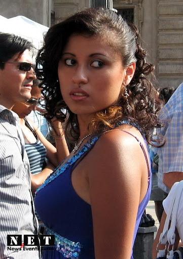 Перуанцы и перуанки отпраздновали день независимости в Италии Турине