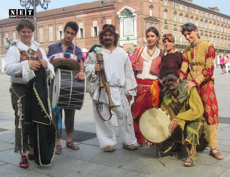 Европейский фестиваль в Турине
