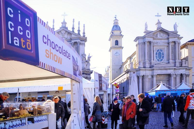 Как проходят ежегодные фестивали шоколада в Италии Турине