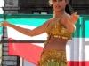 Египтянка танцует в Турине