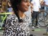 Восточная женщина в Турине