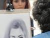 Уличный портретист Италия Турин