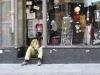Отдыхающий африканец via Garibaldi