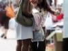 Африканки на рынке Турина