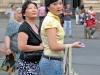 Советские туристы в Турине